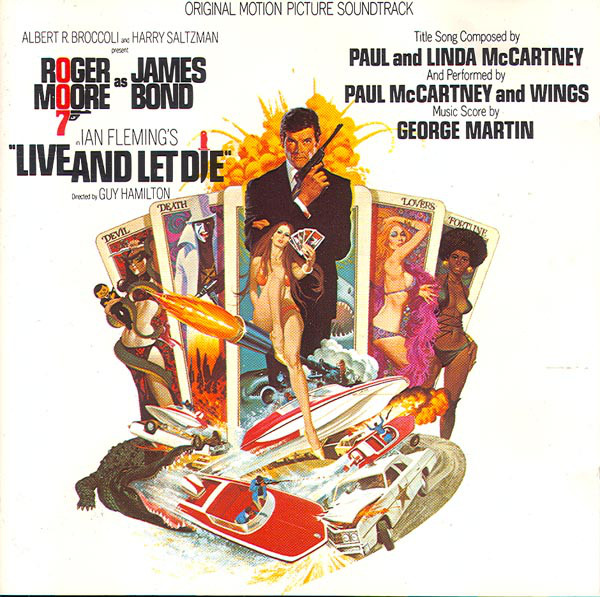 Various Live And Let Die (Original Motion Picture Soundtrack)