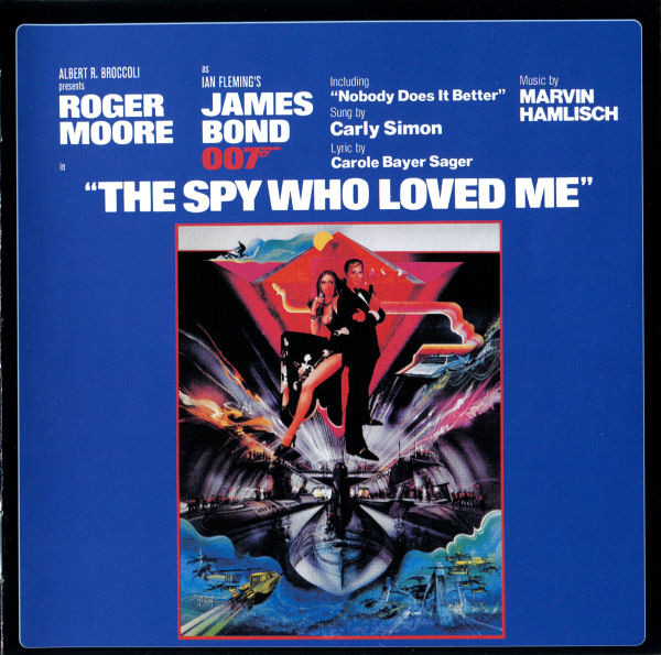 Marvin Hamlisch The Spy Who Loved Me (Original Motion Picture Soundtrack)