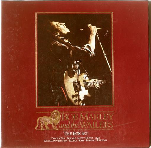 Bob Marley & The Wailers The Box Set