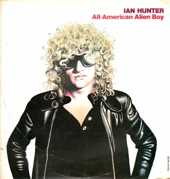 Hunter, Ian All-American Alien Boy