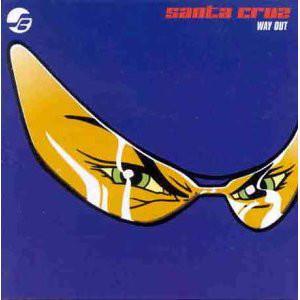 Santa Cruz Way Out CD