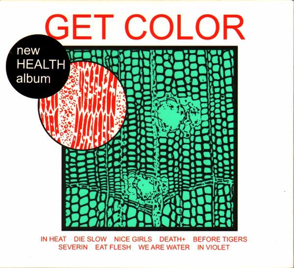 HEALTH Get Color CD