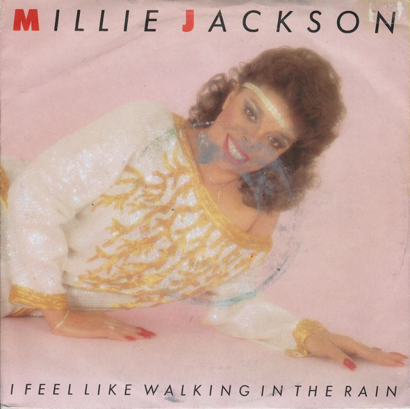 Jackson, Millie I Feel Like Walking In The Rain Vinyl