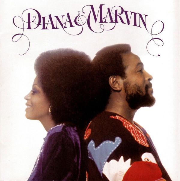 Diana & Marvin Diana Ross & Marvin Gaye