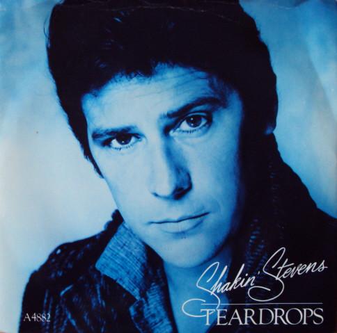 Stevens, Shakin' Teardrops Vinyl