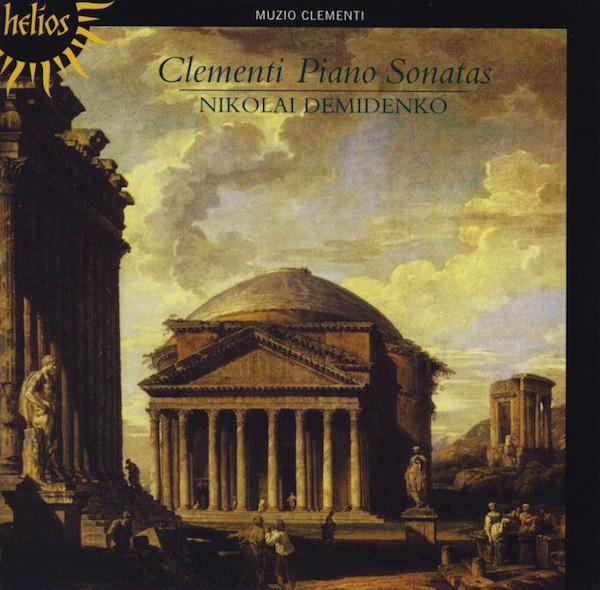 Clementi, Nikolai Demidenko Piano Sonatas