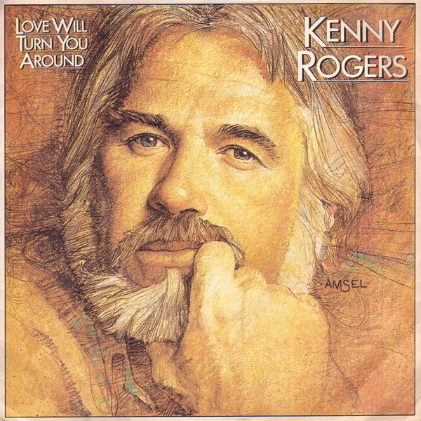 Rogers, Kenny Love Will Turn You Around Vinyl
