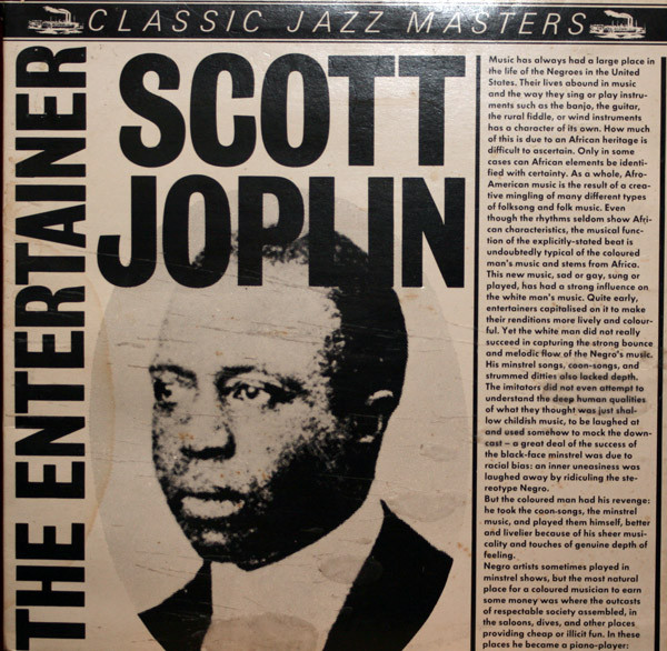 Joplin, Scott The Entertainer