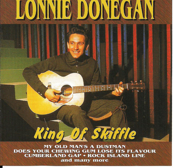 Donegan, Lonnie King Of Skiffle