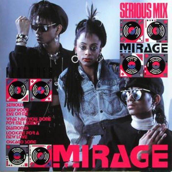 Mirage Serious Mix Vinyl