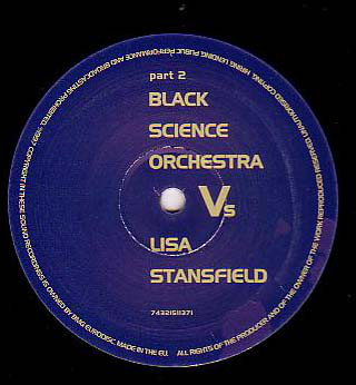 Black Science Orchestra Vs Lisa Stansfield The Line: Black Science Magic Sessions Parts 1 & 2
