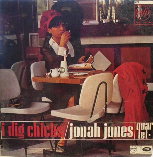 Jonah, Jones I Dig Chicks Vinyl