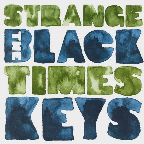 The Black Keys Strange Times Vinyl