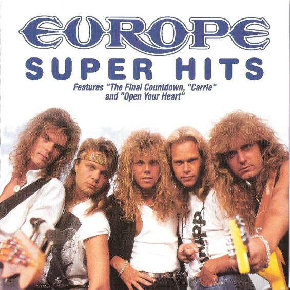 Europe Super Hits Vinyl