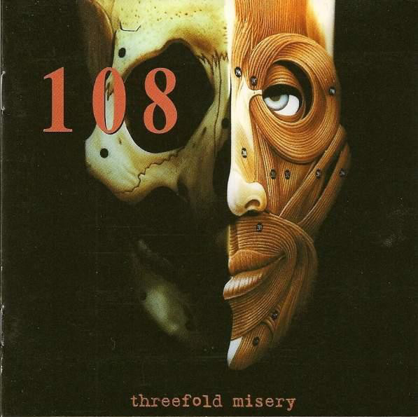 108 Threefold Misery Vinyl