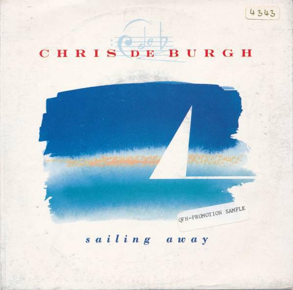 De Burgh, Chris Sailing Away Vinyl