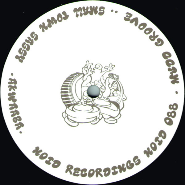 Akwaaba Small Town Sassy / Mudd Groove Vinyl