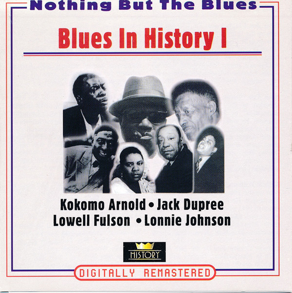 Various Blues In History I