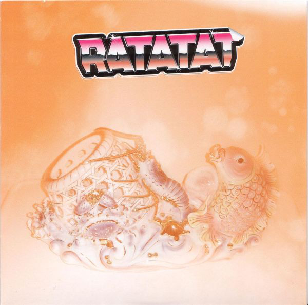 Ratatat Shiller Vinyl