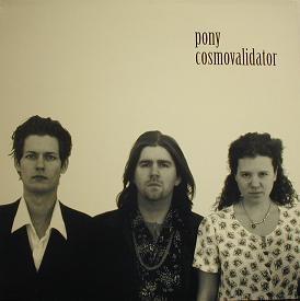 Pony Cosmovalidator CD
