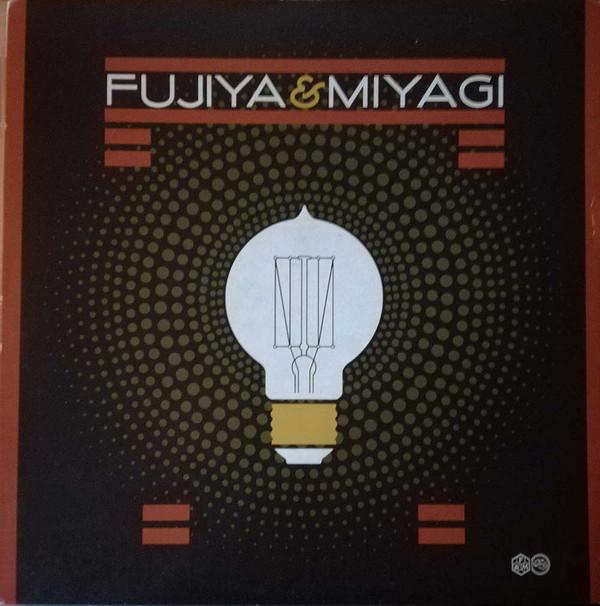 Fujiya & Miyagi Lightbulbs