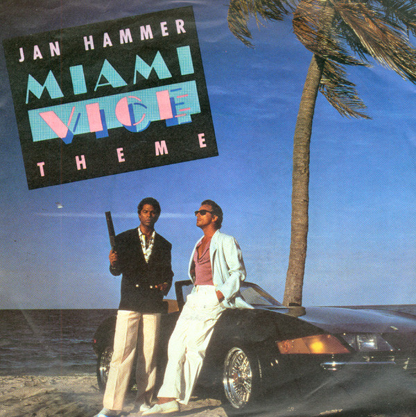 Hammer, Jan Miami Vice Theme