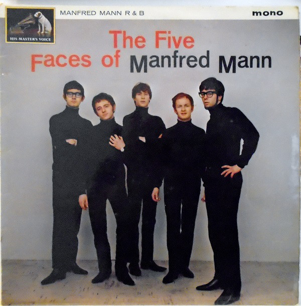 Manfred Mann The Five Faces Of Manfred Mann Vinyl