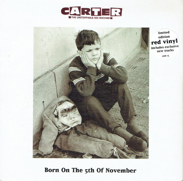 Carter The Unstoppable Sex Machine Born On The 5th Of November
