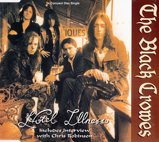 Black Crowes (The) Hotel Illness Vinyl