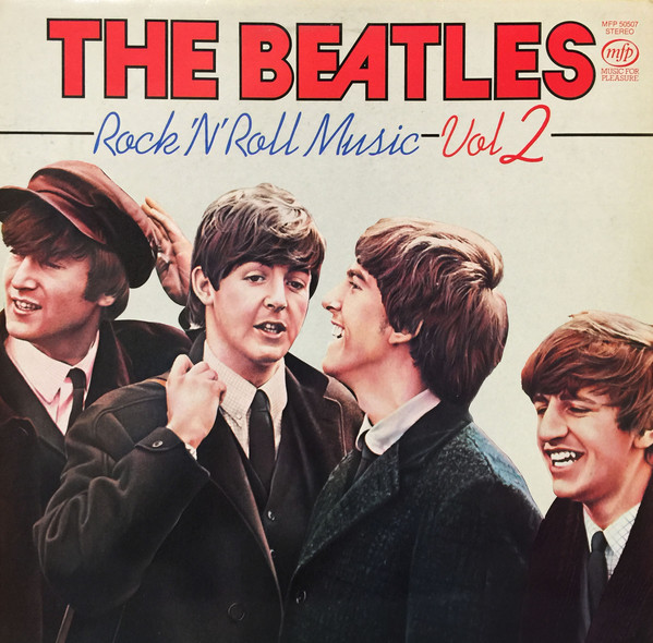 The Beatles Rock 'N' Roll Music Vol 2