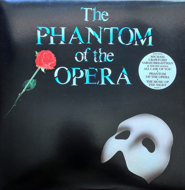 Crawford, Michael Phantom Of The Opera