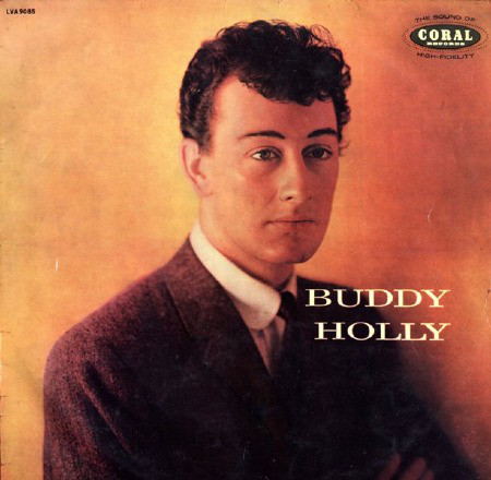 Holly, Buddy Buddy Holly Vinyl