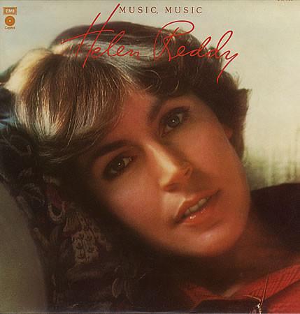 Reddy, Helen Music, Music Vinyl