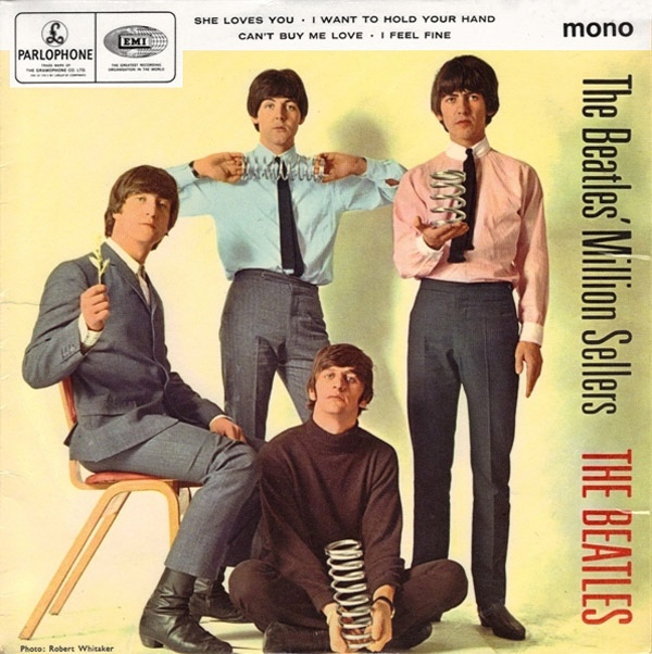 The Beatles The Beatles' Million Sellers