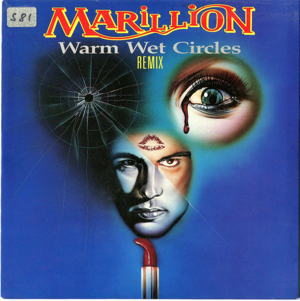 Marillion Warm Wet Circles