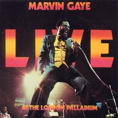 Gaye, Marvin Live At The London Palladium