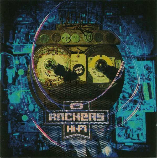 Rockers Hi-Fi Mish Mash CD