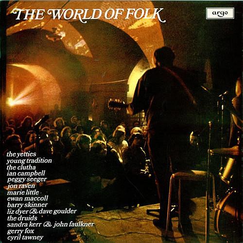 Various The World Of Folk Vinyl