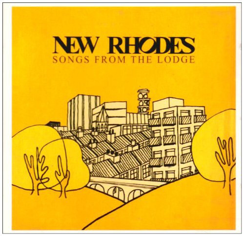 New Rhodes Songs From The Lodge CD