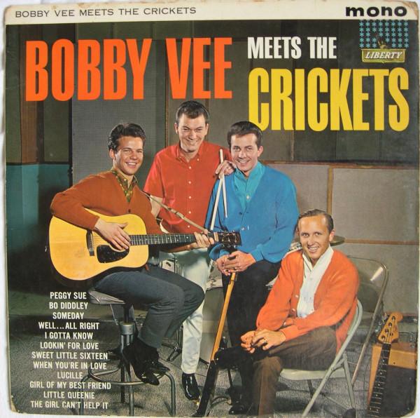 Vee, Bobby Bobby Vee Meets The Crickets