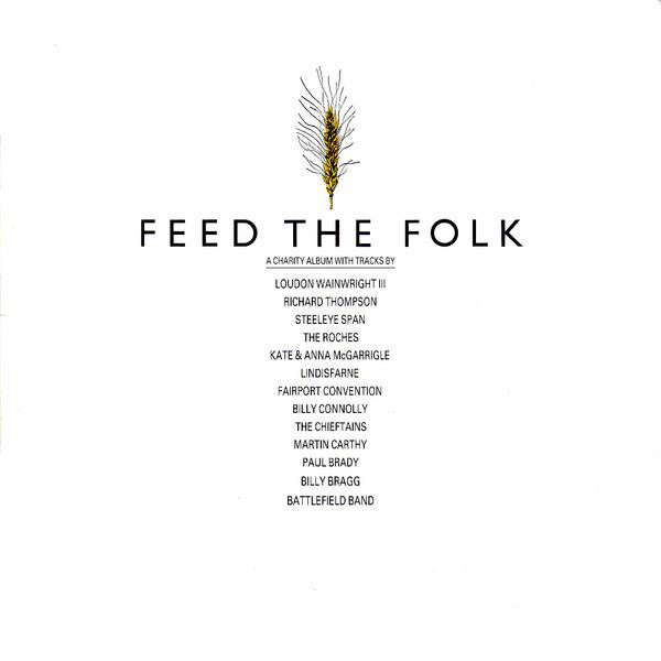 Various Feed The Folk Vinyl