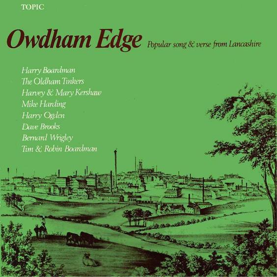 Various Owdham Edge: Popular Song And Verse From Lancashire Vinyl