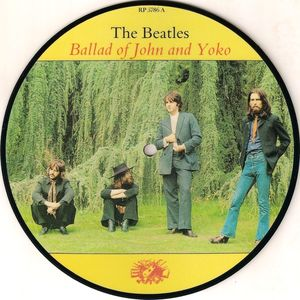 Beatles, The The Ballad Of John And Yoko / Old Brown Shoe