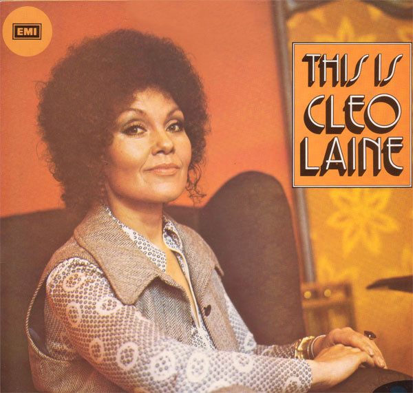 Laine, Cleo  This Is Cleo Laine