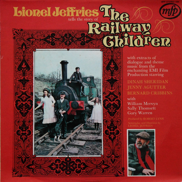 Jeffries, Lionel The Railway Children Vinyl