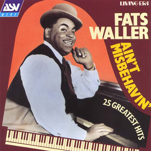 Fats Waller Ain't Misbehavin': 25 Greatest Hits CD