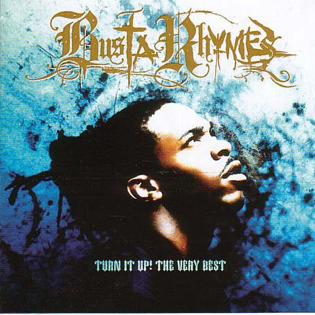 Busta Rhymes Turn It Up - The Very Best CD