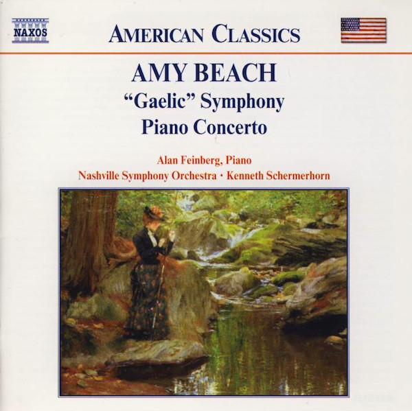 Amy Beach, Alan Feinberg, Nashville Symphony Orchestra, Kenneth Schermerhorn