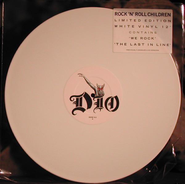 Dio Rock N Roll Children Vinyl