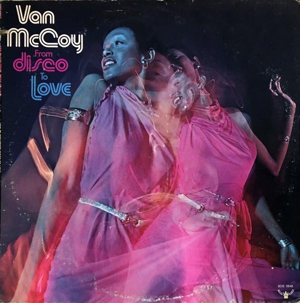 McCoy, Van From Disco To Love Vinyl